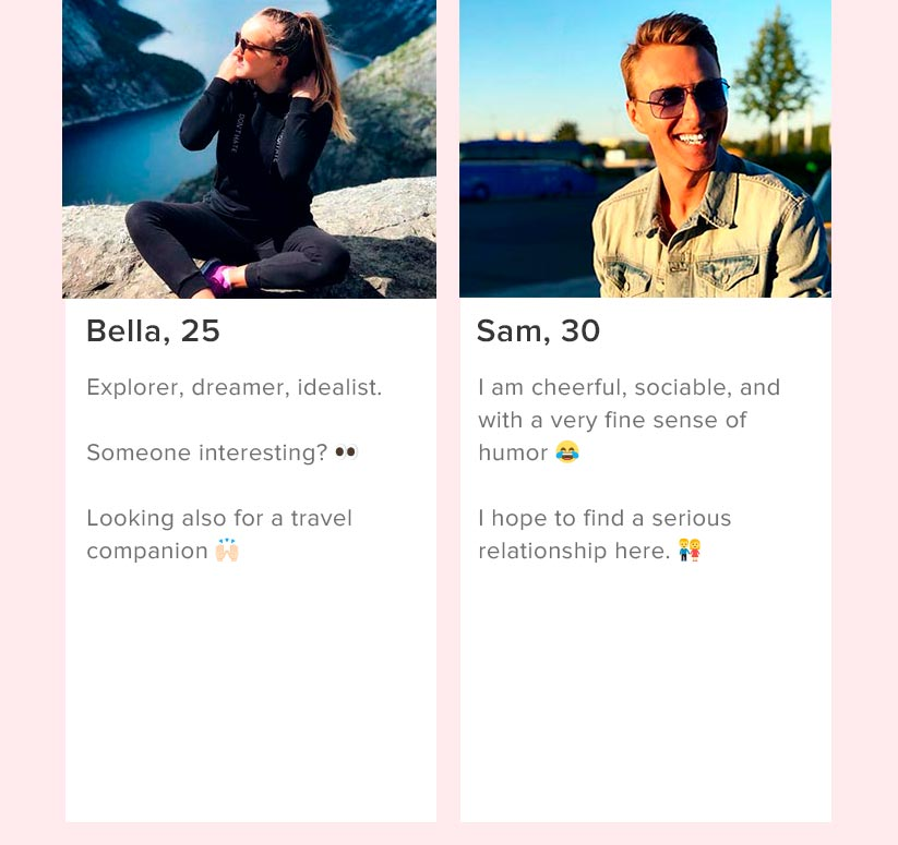 Funny tinder bios short  Best Tinder Bio, Clever Ideas and