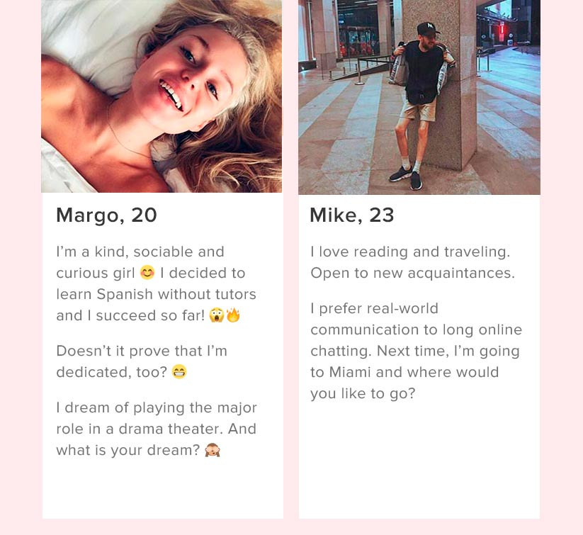 fun dating profile ideas